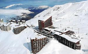 Por que visitar Valle Nevado